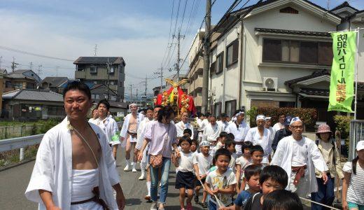 2018年 松尾祭 神幸祭