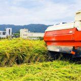 2018年 稲刈り2日目